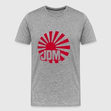 JDM Rising Sun - Men's Premium T-Shirt