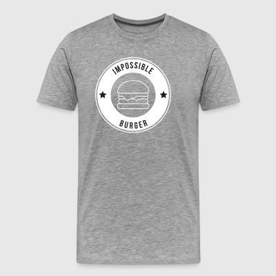 Impossible Burger - Men's Premium T-Shirt