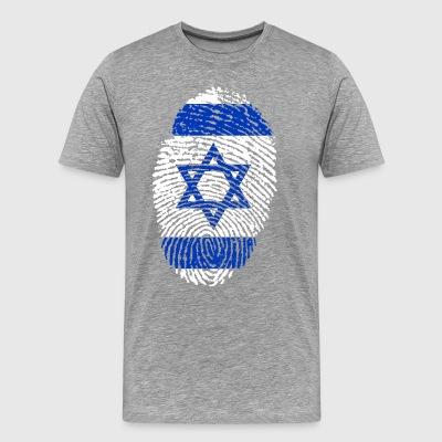 ISRAEL 4 EVER COLLECTION - Miesten premium t-paita