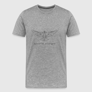holy spirit of strength - Männer Premium T-Shirt