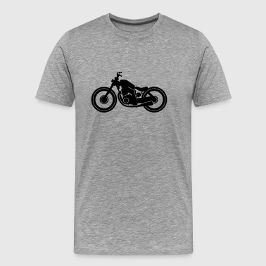 chopper - Mannen Premium T-shirt