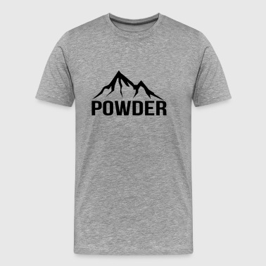 Powder - Men's Premium T-Shirt