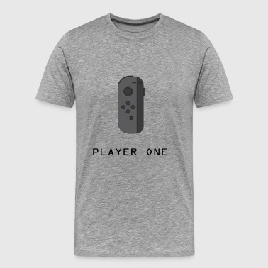 ¿Ready Player One? - Premium-T-shirt herr