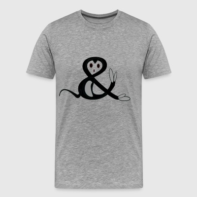 ampersand - Men's Premium T-Shirt