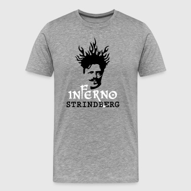 Inferno Strindberg Literature ED. - Men's Premium T-Shirt