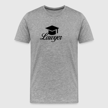 lawyer - T-shirt Premium Homme