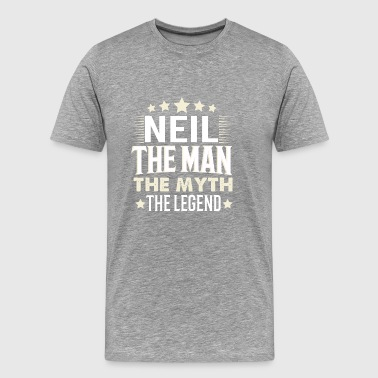 Neil - Men's Premium T-Shirt