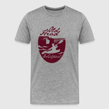 Old Head, Westport, Co. Mayo - Men's Premium T-Shirt