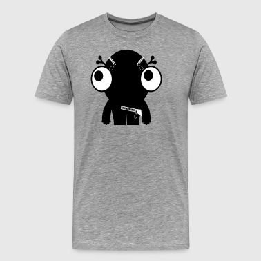Ameli Space Kid - Space Monster Collection - Männer Premium T-Shirt