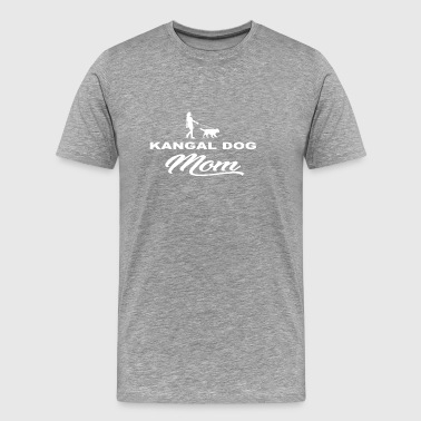 MOM MUTTER DOG HUND WOMAN KANGAL DOG - Männer Premium T-Shirt