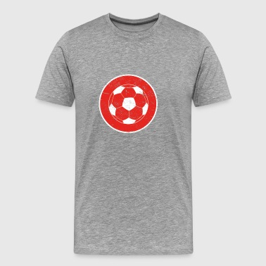 Gift football ultras stuermer goalkeeper torman t - Men's Premium T-Shirt