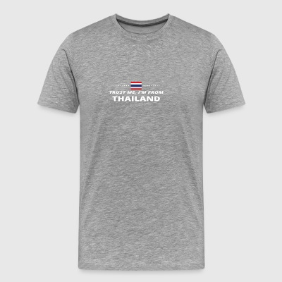 trust me i from proud gift THAILAND - Männer Premium T-Shirt