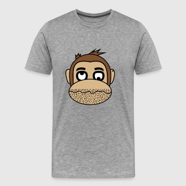 Drunk Monkey - Men's Premium T-Shirt