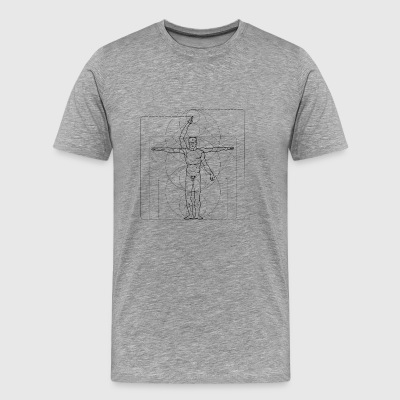 man - Men's Premium T-Shirt