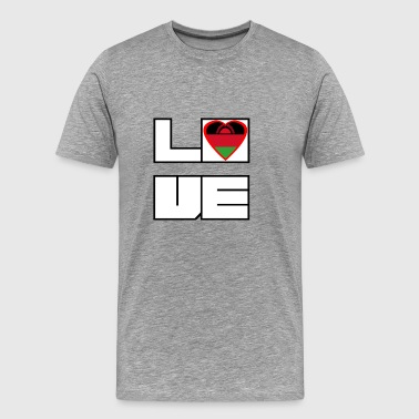 Love Land Roots Malawi - Men's Premium T-Shirt