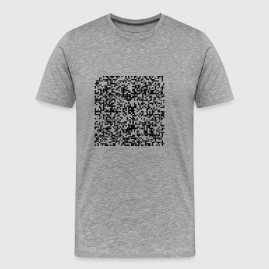 Pixel 3 - Men's Premium T-Shirt
