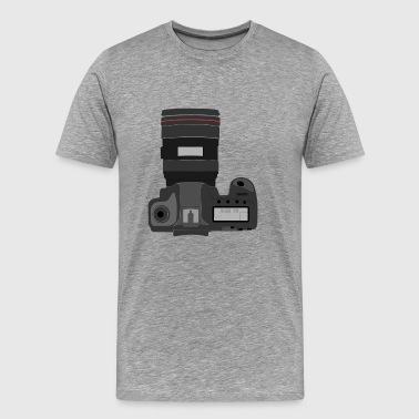 Camera perfect as a gift - Men's Premium T-Shirt