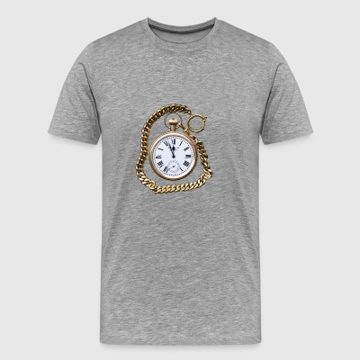 Clock - Men's Premium T-Shirt