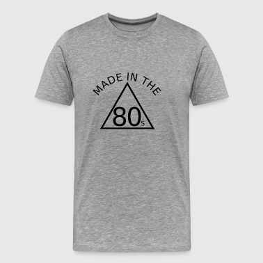 Made in the 80's - Men's Premium T-Shirt