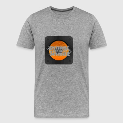 Orange Planète Soundz 5 - T-shirt Premium Homme