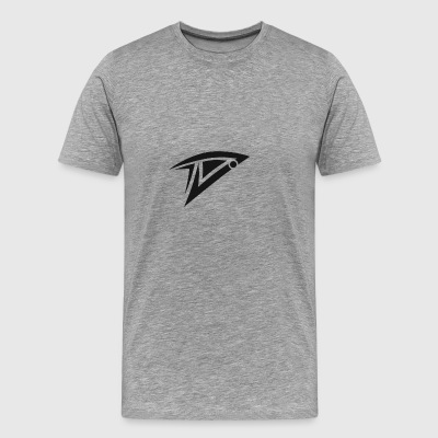 abstract logo - Men's Premium T-Shirt