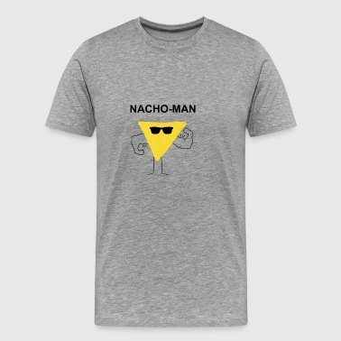 Nacho Man Macho Muscles Gift Gift Idea - Men's Premium T-Shirt