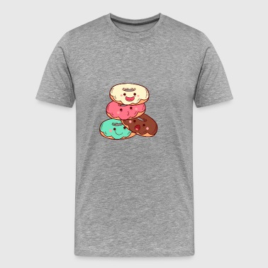 sweet donuts - Men's Premium T-Shirt
