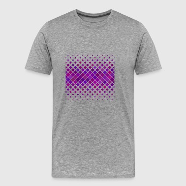 Absract purple - Men's Premium T-Shirt