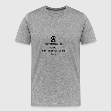Three stages of life - Männer Premium T-Shirt