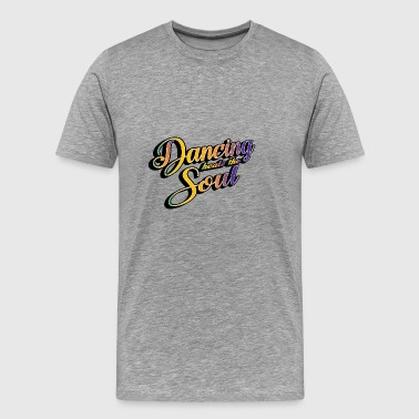 Dancing Dancer Dancer Gift Moving Hobby - Men's Premium T-Shirt