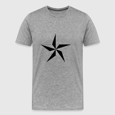 Star logo gift - Men's Premium T-Shirt