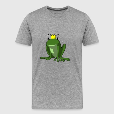 prince grenouille - T-shirt Premium Homme