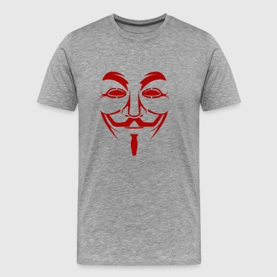 anonyme - T-shirt Premium Homme