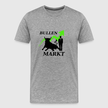 Stock market market - Men's Premium T-Shirt