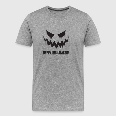 Happy Halloween - Premium-T-shirt herr