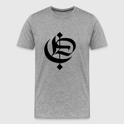 Black logo DCCC - Men's Premium T-Shirt