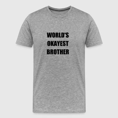 MONDIAL DE BROTHER OKAYEST - T-shirt Premium Homme