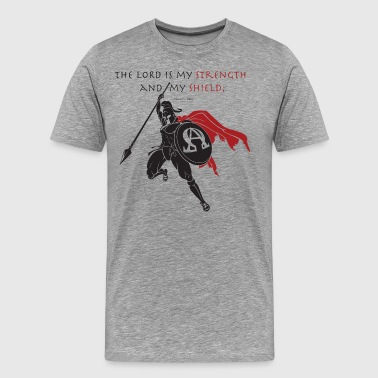 Christian Warrior - Men's Premium T-Shirt
