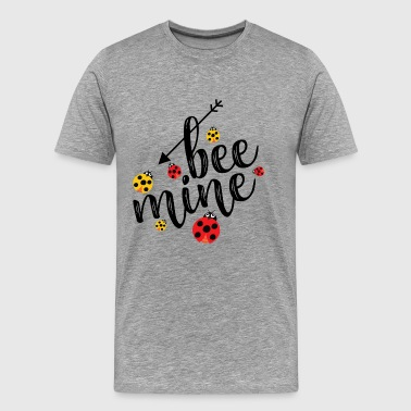 be my bee - Men's Premium T-Shirt