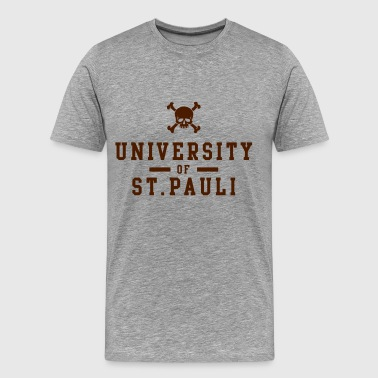 University of St. Pauli - Männer Premium T-Shirt