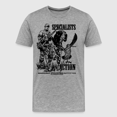 specialist_in_action - T-shirt Premium Homme