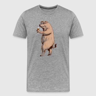 Pig and Cider - T-shirt Premium Homme
