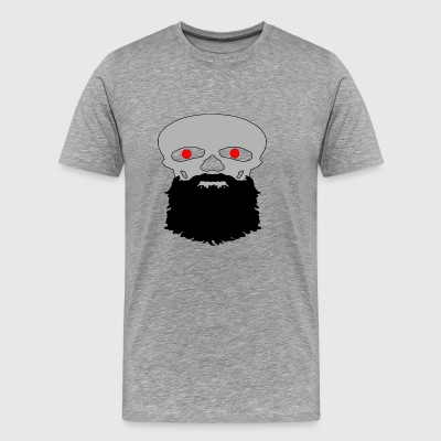beard skelly - Men's Premium T-Shirt
