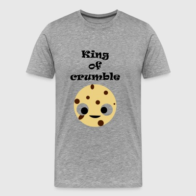 King of crumble for (wo)men - Männer Premium T-Shirt