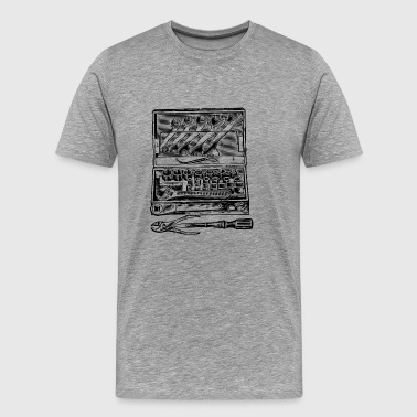 toolbox - Men's Premium T-Shirt