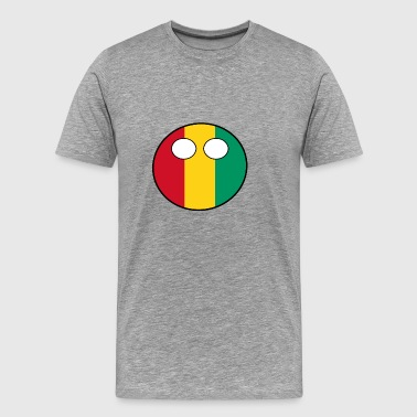 Countryball Country Home Guinea - Men's Premium T-Shirt