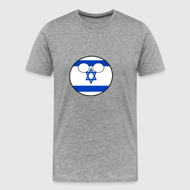 Countryball Country Homeland Israel - Men's Premium T-Shirt