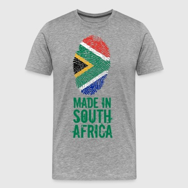 Made In South Africa / South Africa - Men's Premium T-Shirt