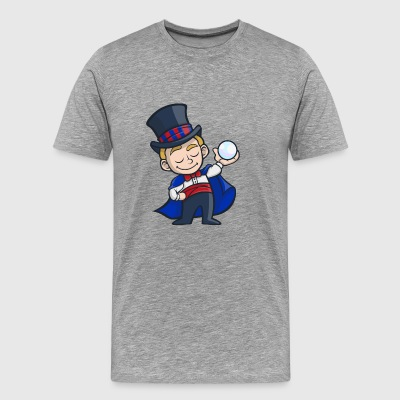 wizard - Men's Premium T-Shirt