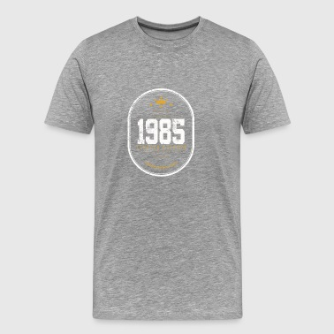 Made In 1985 Limited Edition Vintage - Men's Premium T-Shirt